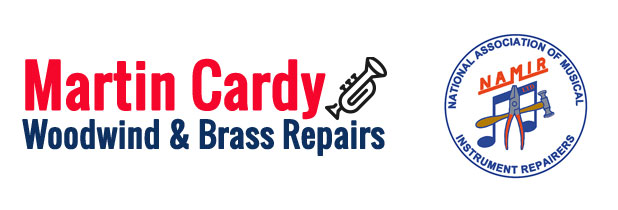 Musical instrument repairs | Martin Cardy Woodwind and Brass Repairs